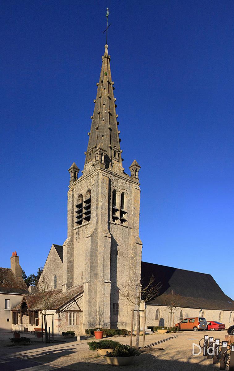 Petite Eglise de Saint Hilaire Saint Mesmin