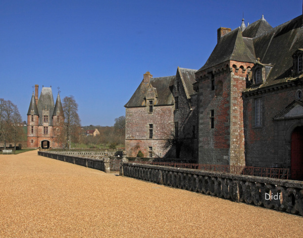 Château de Carrouges I