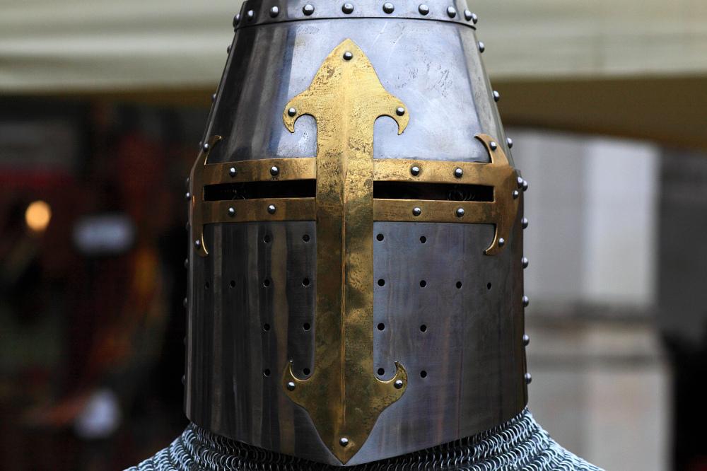 Médiévales  2012 au Campo Santo d'Orléans