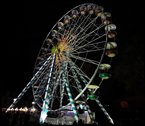 La roue d'Orléans