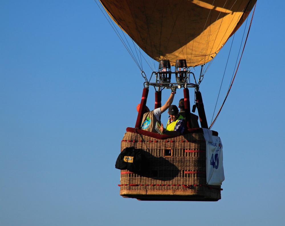Festival des montgolfières 2012 à Olivet Loiret II