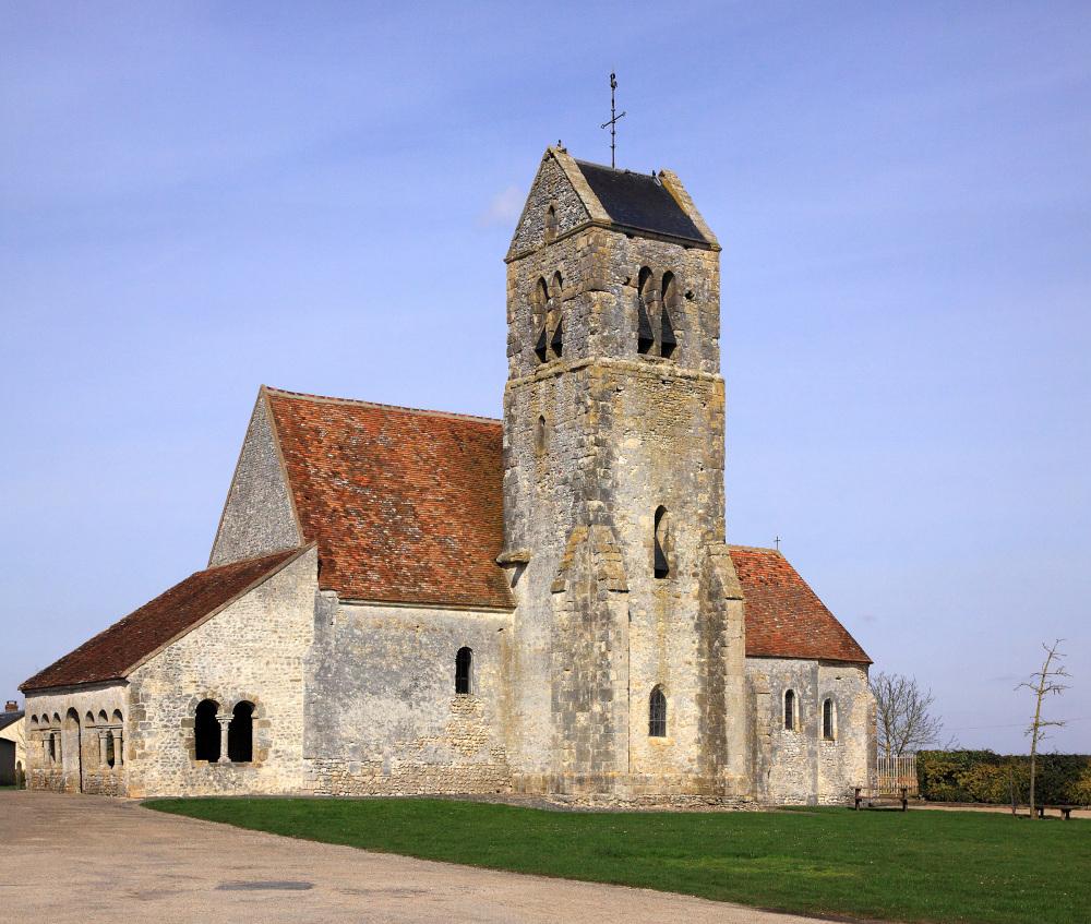 Eglise de Mondreville