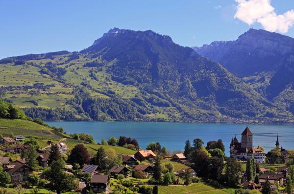 Escapade en Suisse I