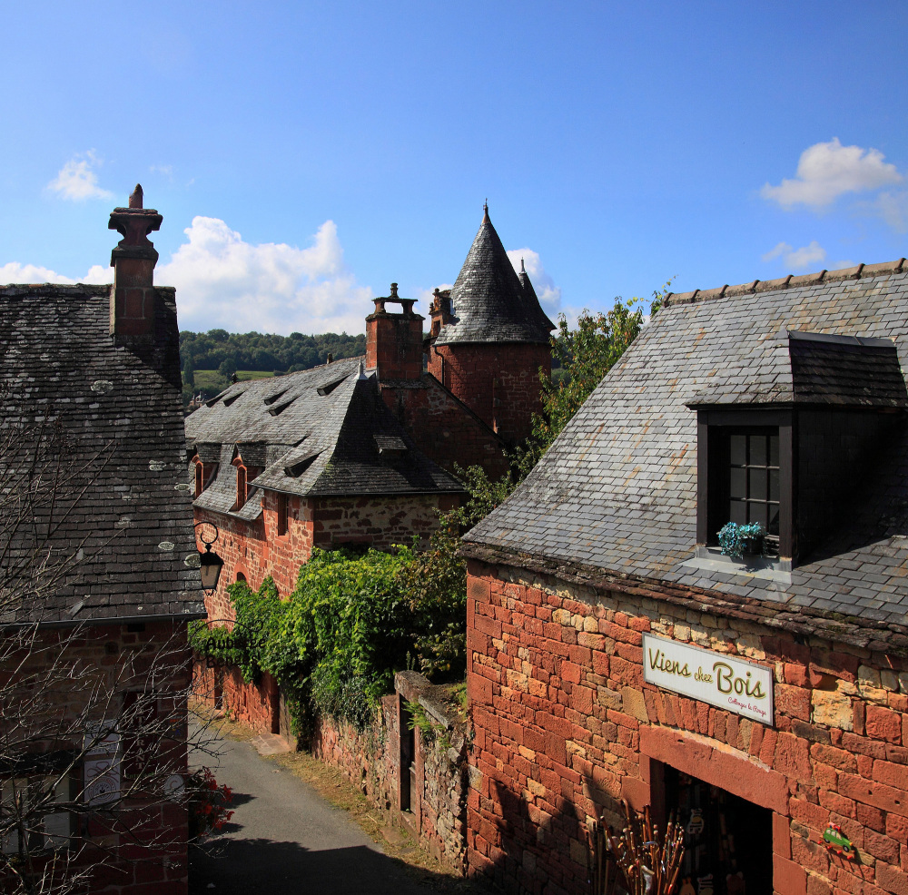 Village rouge II