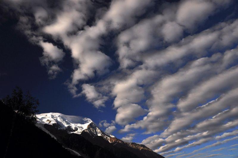 Tous les chemins mènent au Mont-Blanc
