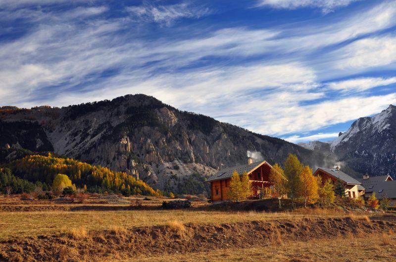 L'automne à Nevache