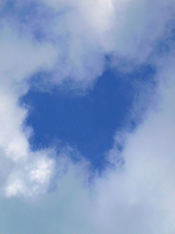 heart in the clouds