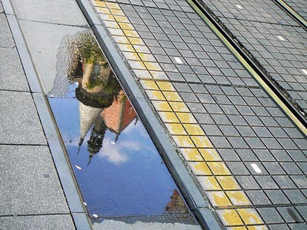 architecture reflection zagreb croatia