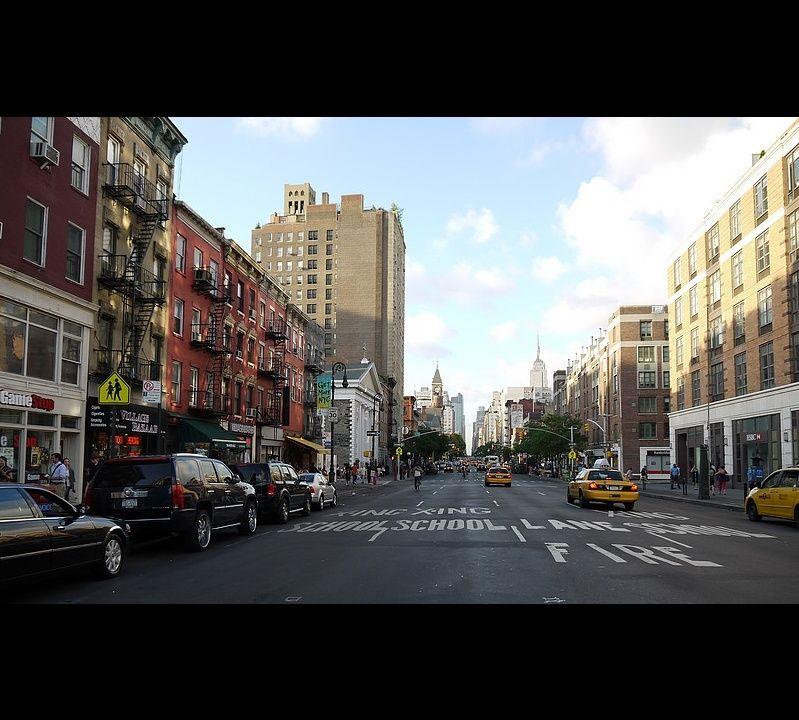 long avenues of NY