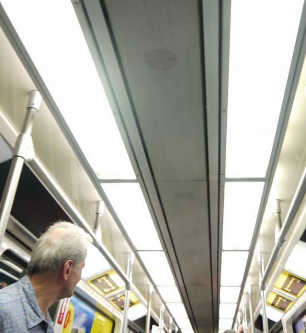 lines of the airtrain