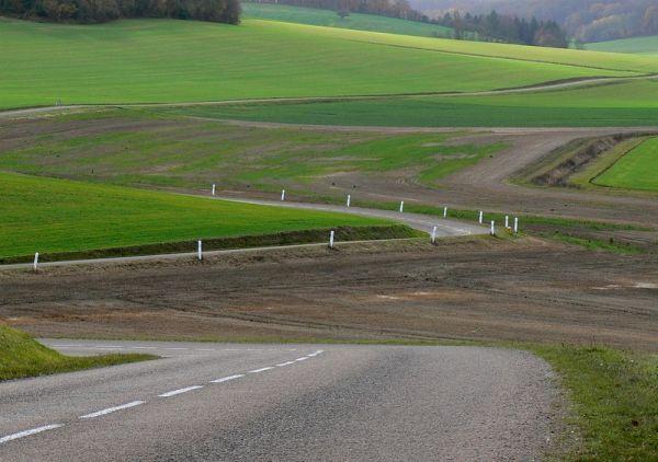 zig zag - curvy road