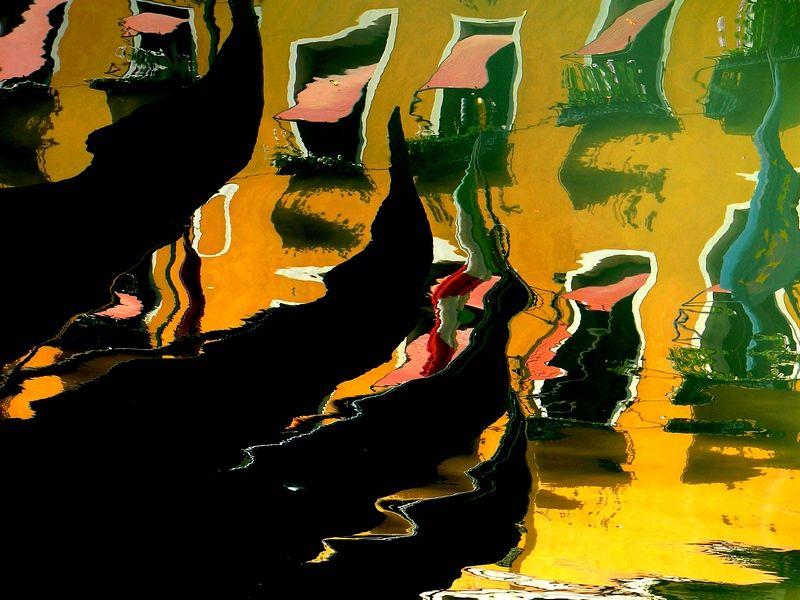 venitian reflections