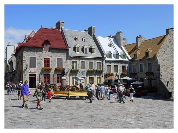 old town of Quebec