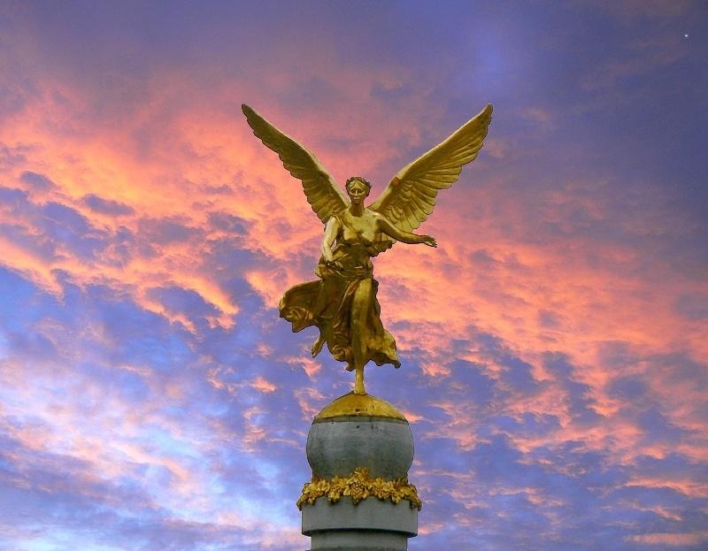 statue place d'Erlon, Reims