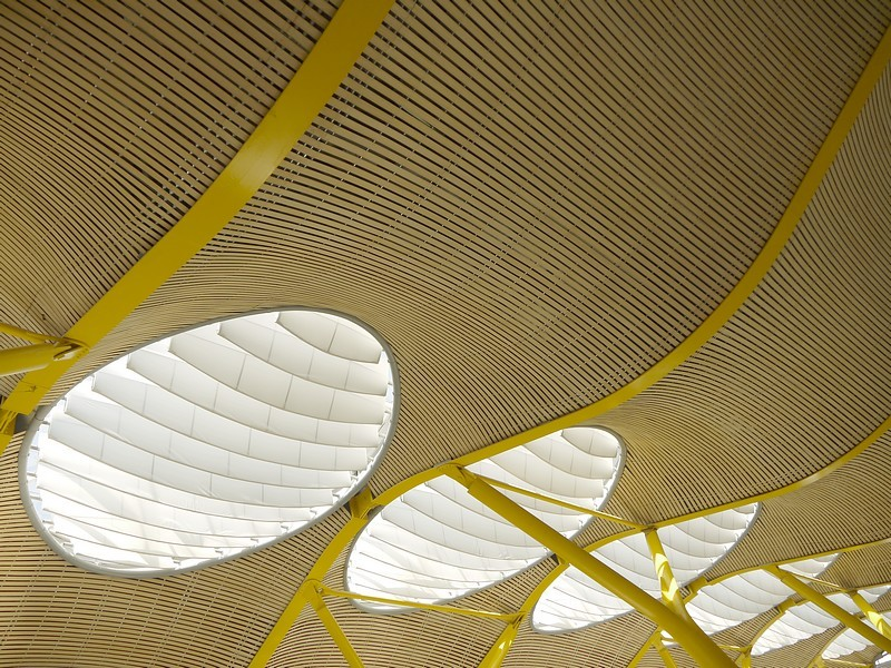 airport ceilings