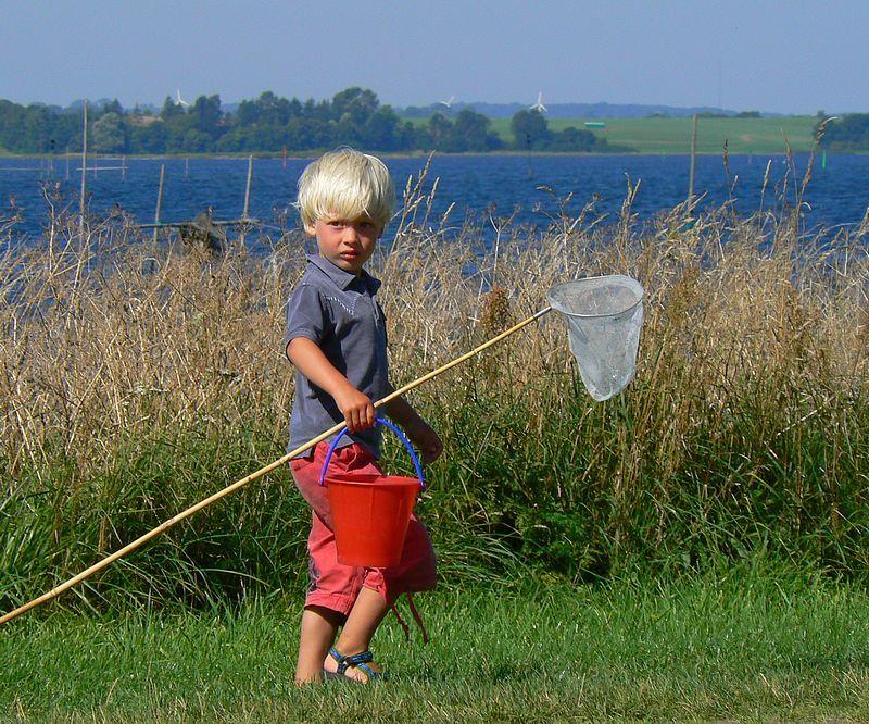 goin' fishin'