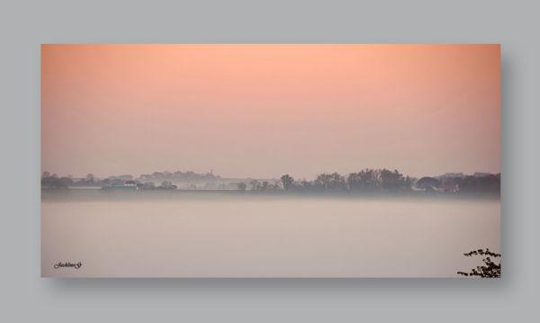 Entre ciel et brouillard ...