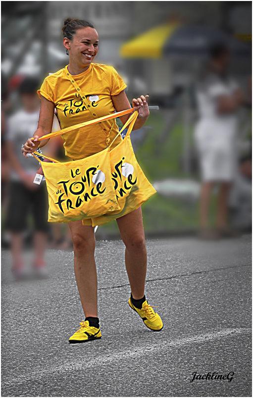Rire jaune  ...