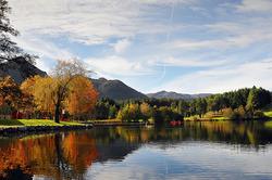 L'automne dans les Pyrénées ...