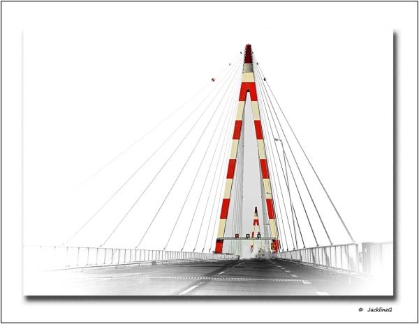 Le Pont de St Nazaire ...