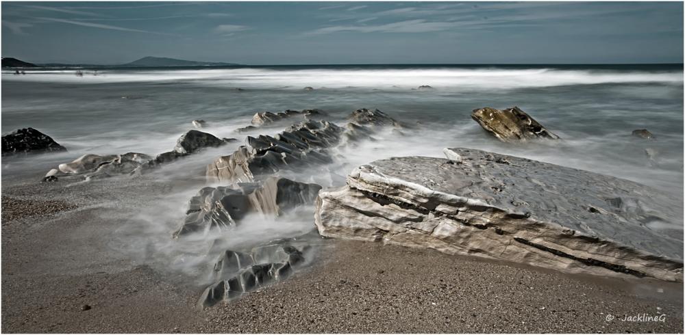 Quand l'océan se fait caresse ...
