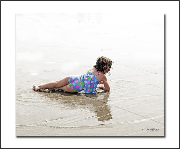 Comme à la plage ...