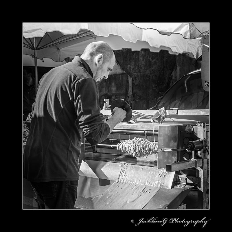 Le gâteau à la broche : spécialité des Pyrénées