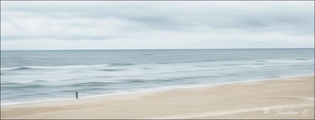 Rêver d'océan et de grands espaces ...