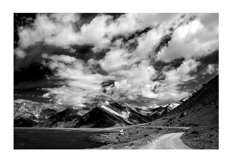 sur la route de Kargil