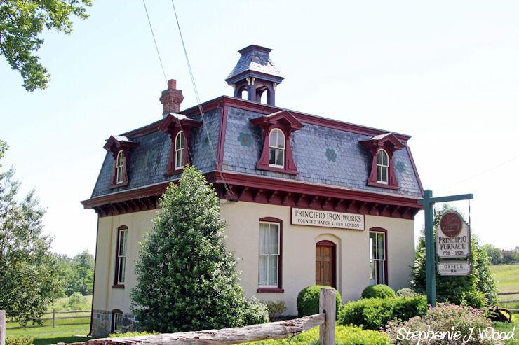 Principio Iron Works office