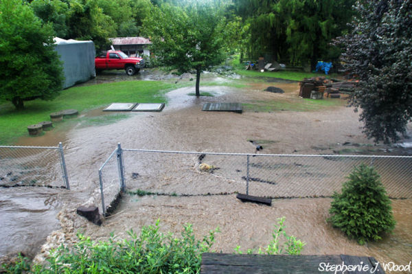 Flash Flood 9/7/11 (3/5)