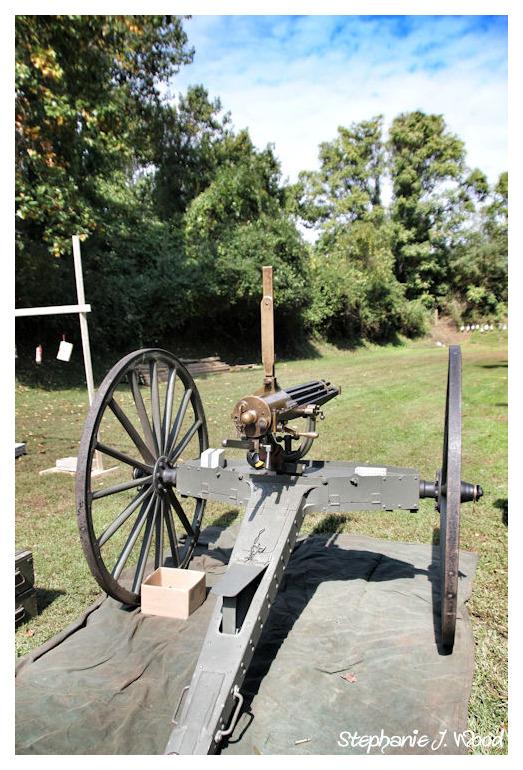 1898 Gatling Gun (2/3)