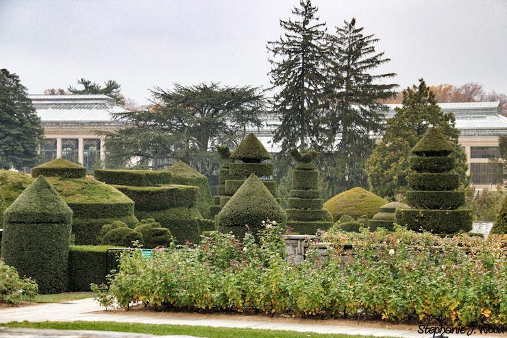Longwood Gardens series