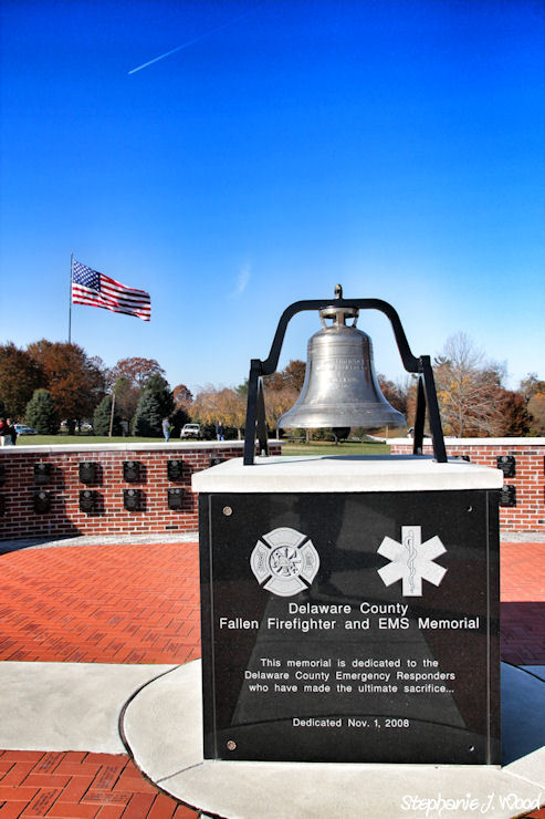 Delaware County Fallen Firefighter & EMS Memorial