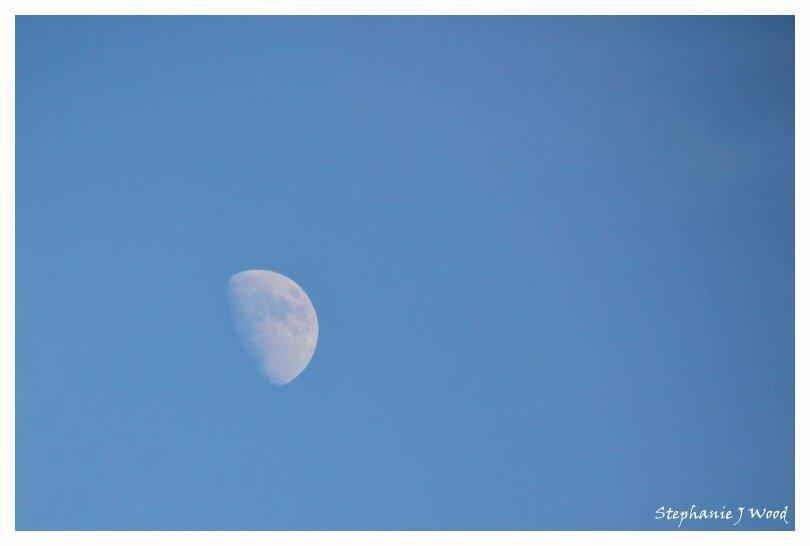 Partial Moon