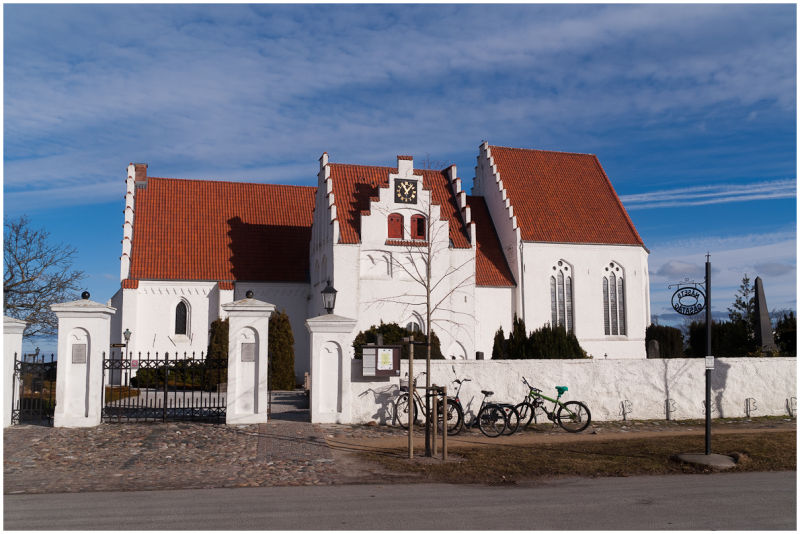 The Church in Skanör