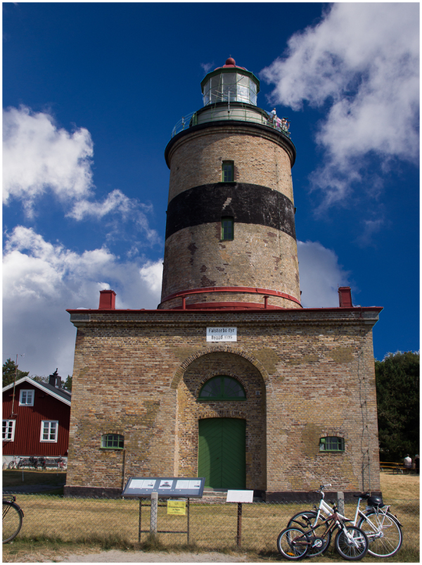 The Lighthouse of Falsterbo 1.