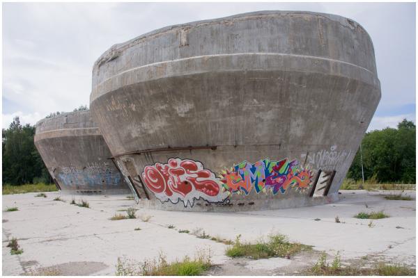 Derelict Cement Factory 2