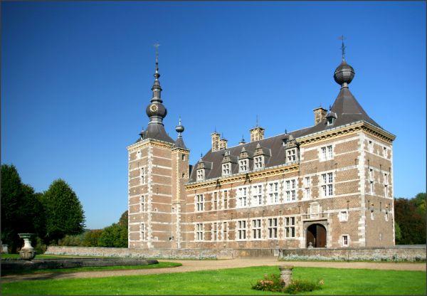 Le château d'Eijsden