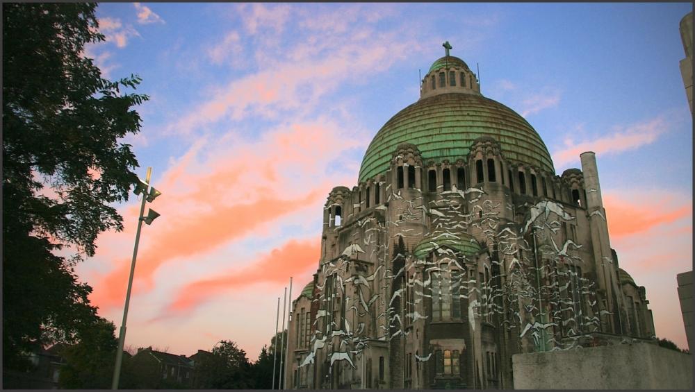 L'église du Sacré coeur