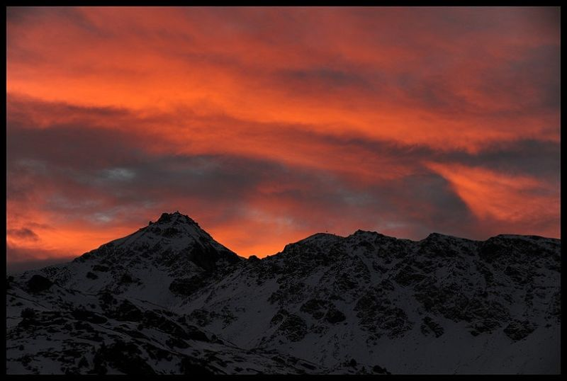 Chandolin Alpage Valais