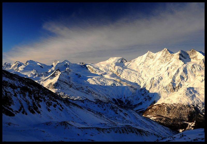 Saas Grund Valais Suisse