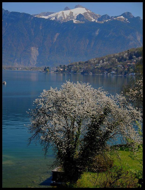 St.-Gingolph Valais Suisse