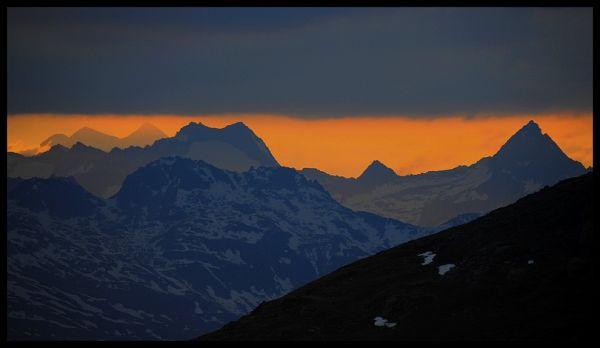 Nufenen Valais Suisse
