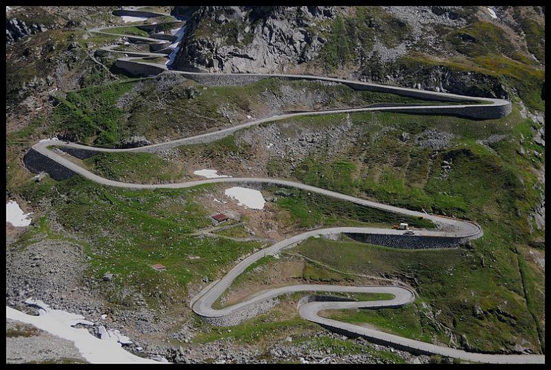 Gothsard Tessin Suisse