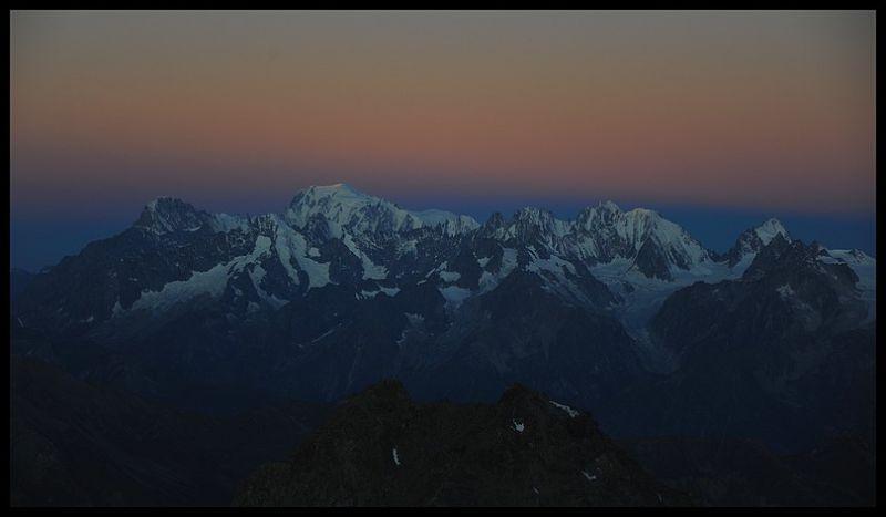 Mont Fort Valais Suisse