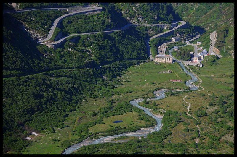 Gletsch Valais Suisse