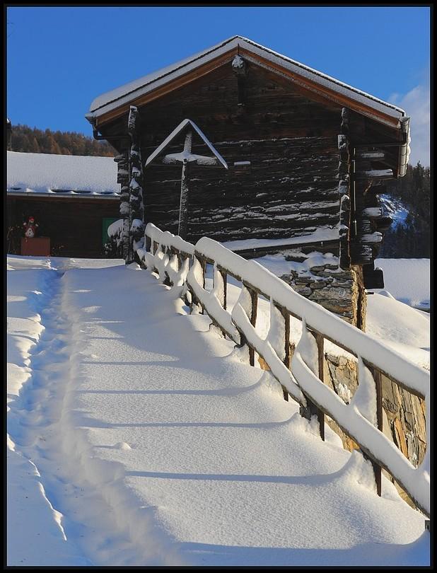 Zeininen Valais Suisse
