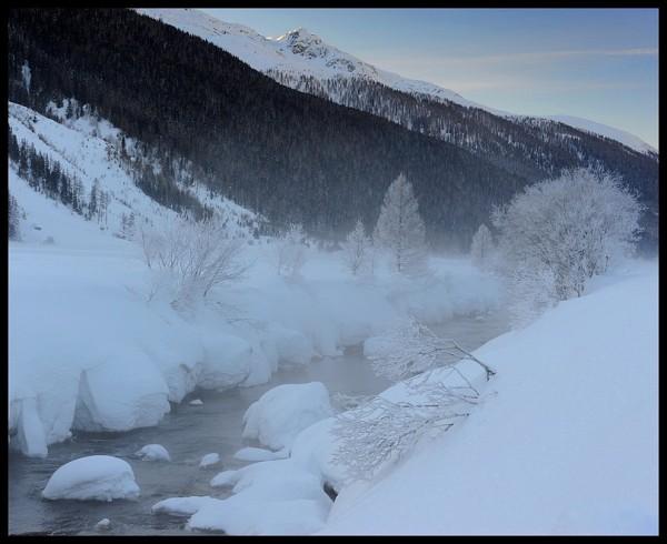 Geschienen Valais Suisse