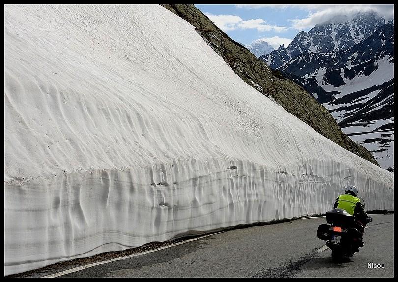 Grand St.-Bernard Valais Suisse